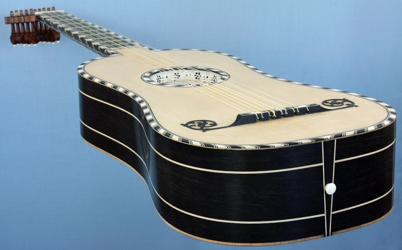 guitare classique baroque